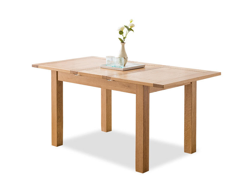 Morden design custom natural solid wood extendable wooden square dining table/coffee table for dining room/restaurant furniture