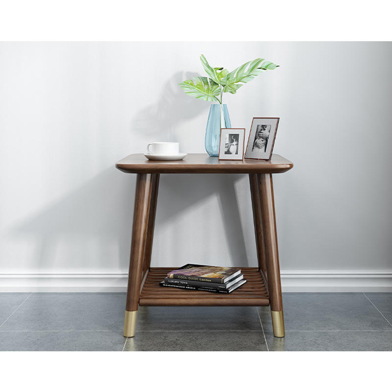 China traditional Designer hot selling special offer square side tea table coffee table for the living room