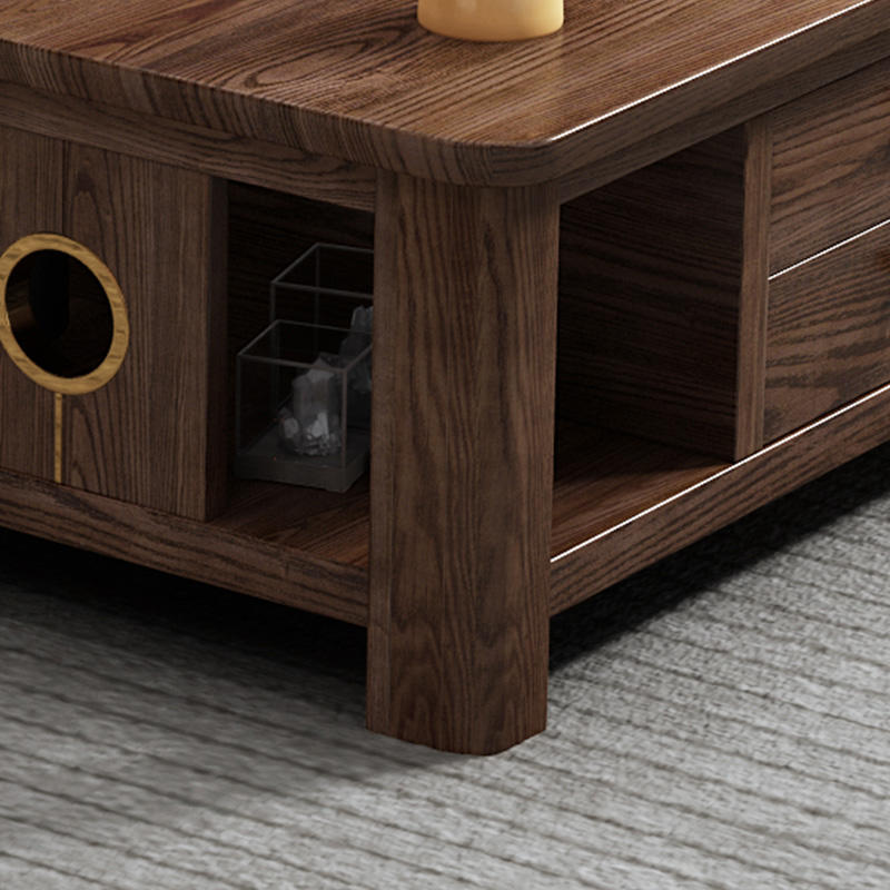 Tables 2018 Modern Wooden Classic 2019 Set Furniture Coffee Table Solid Wood