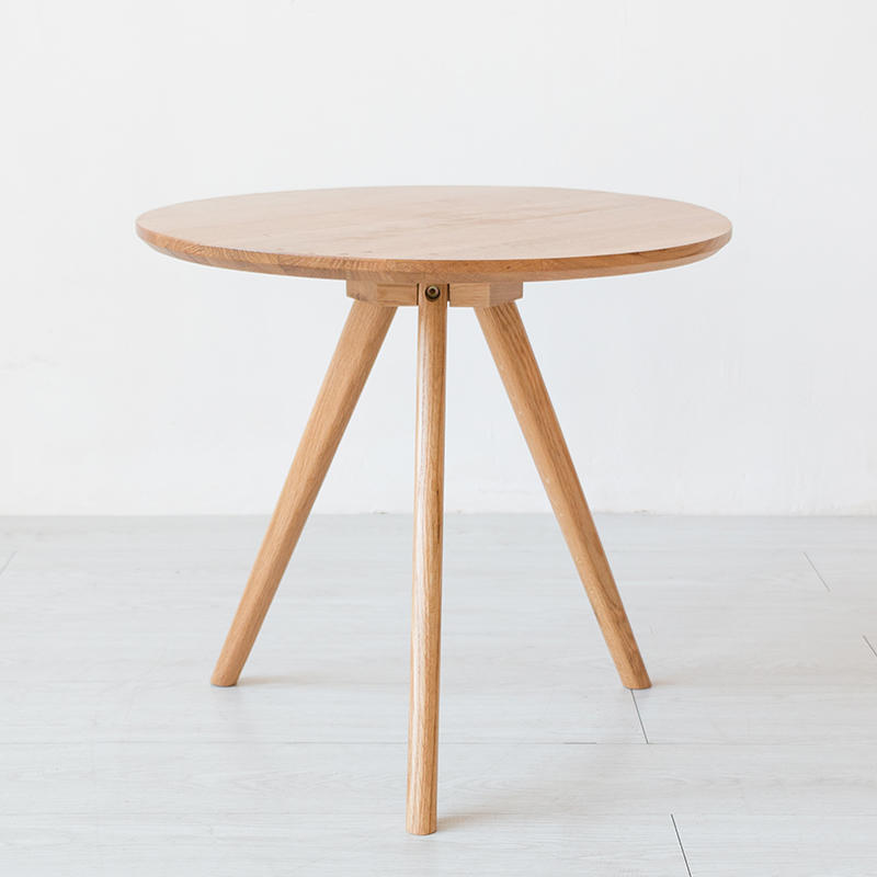 Nesting Coffee Tables for Living Room, Round Shape End Side Tables Sofa Console Tables for Home Office