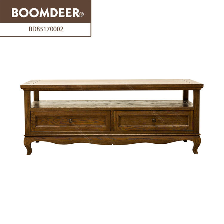 Profesional Nordic Style Office Coffee Table Tea Table Solid Wood Oak Living Room