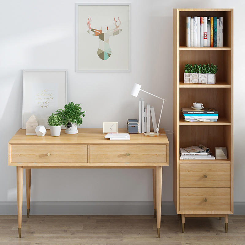 New Design Modern Industrial Home Furniture Solid Wood Wooden Console Table