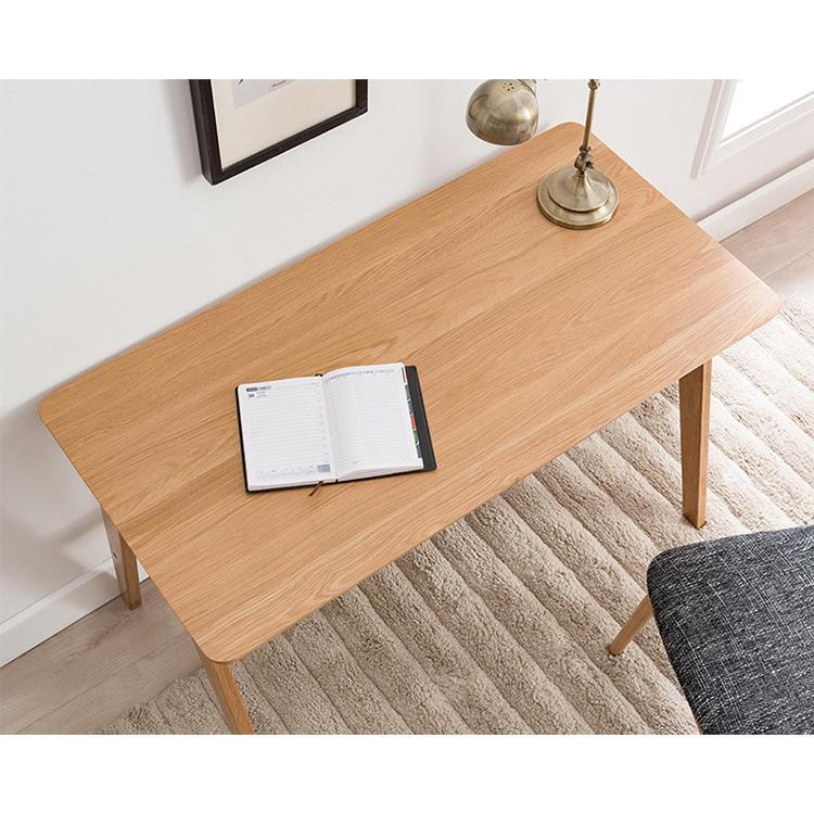Modern style solid oak wood livingroom wooden furniture single console table set