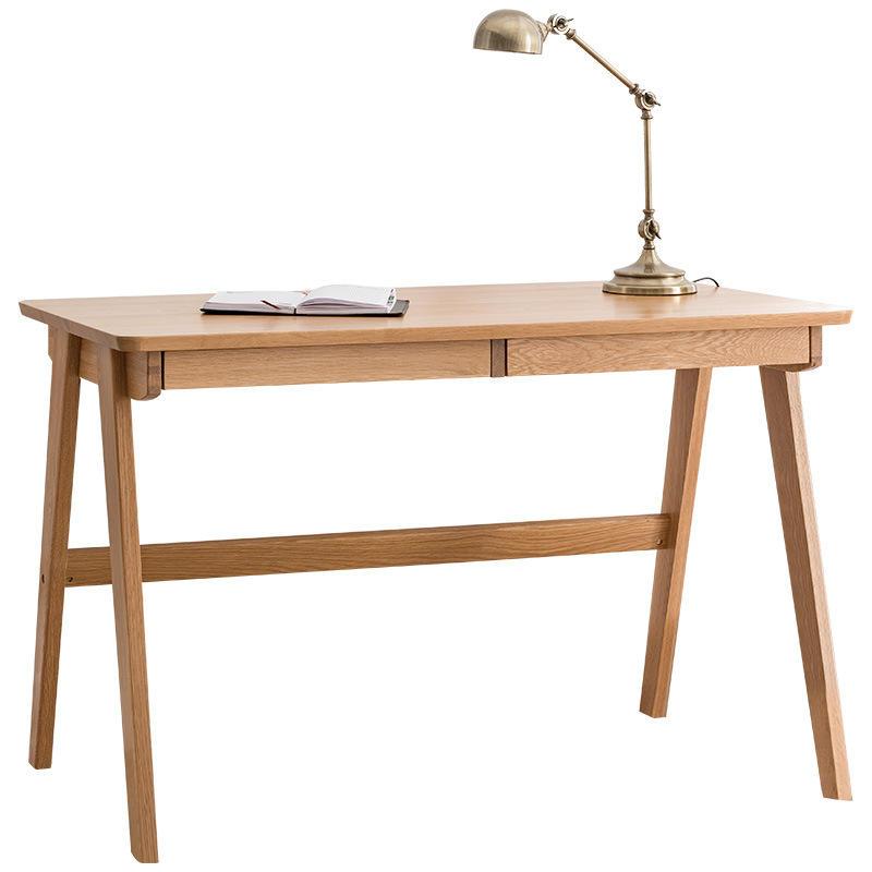 Solid Oak Wood Fashion Style Hotsale Console Table Livingroom Furniture Set