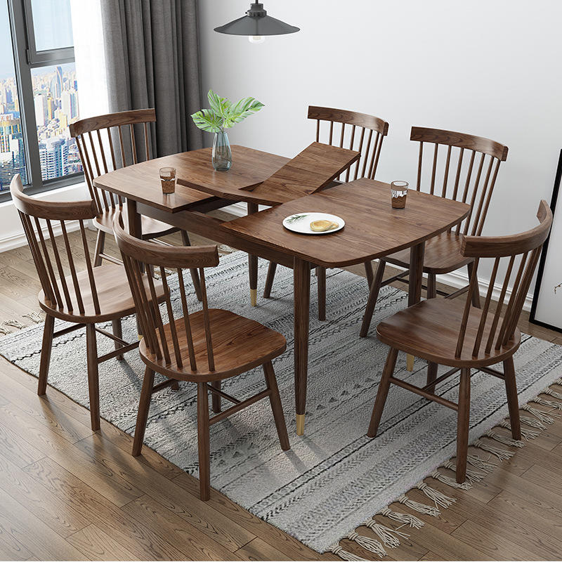 wooden chair designs for dining room latest farmstyle natural custom made brown restaurant pu white leather set contemporary