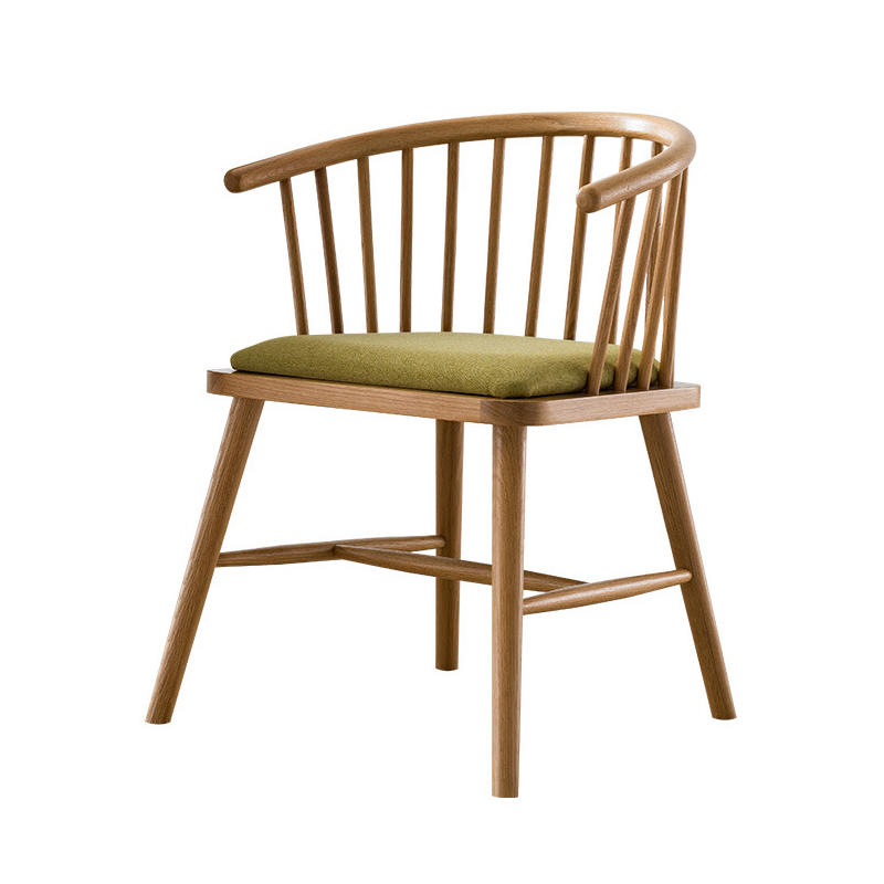 Wood design dining chair woodendining chair with fabric seat solid wood chairs with back for dining room