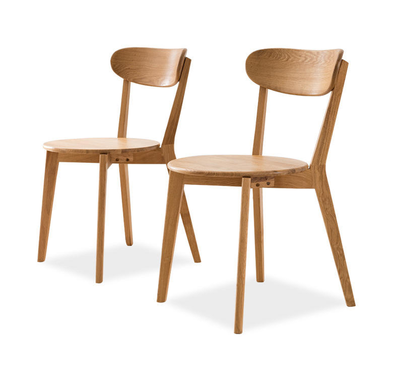 Modern Style HomeFurniture Solid Wood Dining Room Sitting wooden chair
