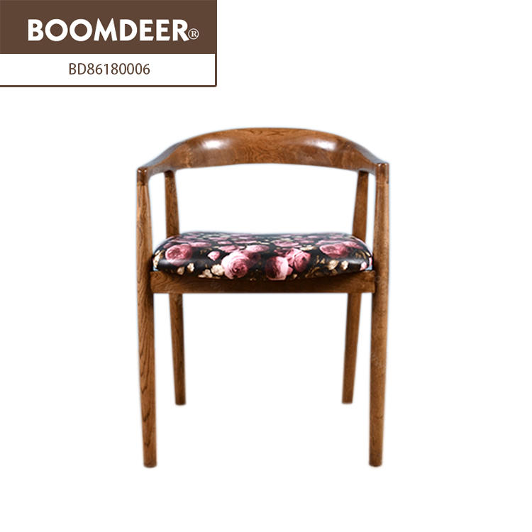 Hot selling high quality classic furniture solid wood dining chair