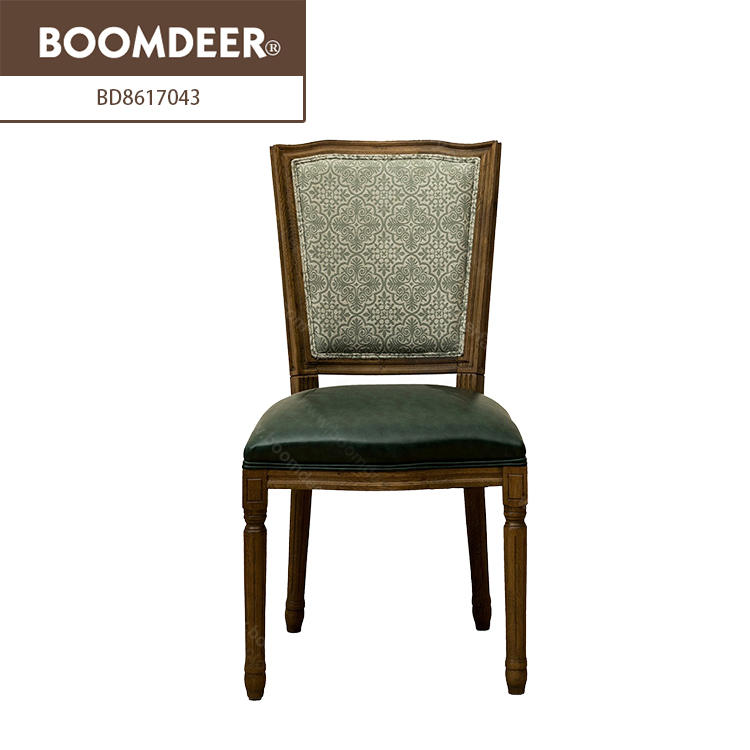 Hot Selling Classic Furniture Solid Wood Chair Bar Office Chair For Event Restaurant Hotel Banquet