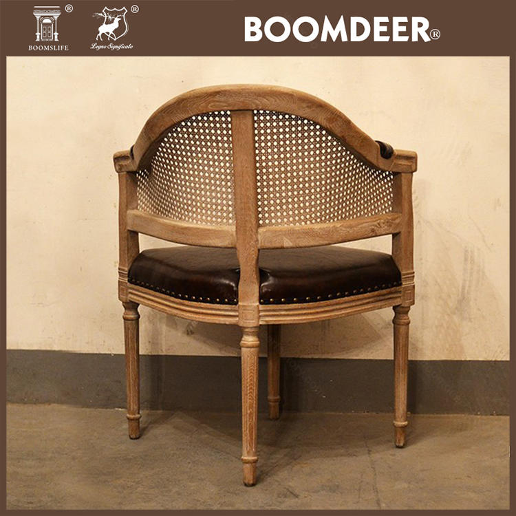 Hot selling boomdeer turkey furniture easy classic wood chair for living room wood chair bar