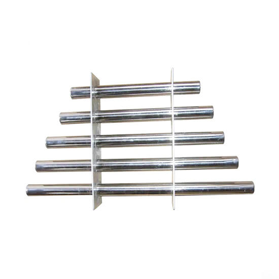 Sanitary Stainless Steel Magnetic Pipe Filter