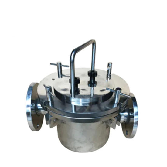 Stainless Steel Magnetic Filter with SS304 SS316