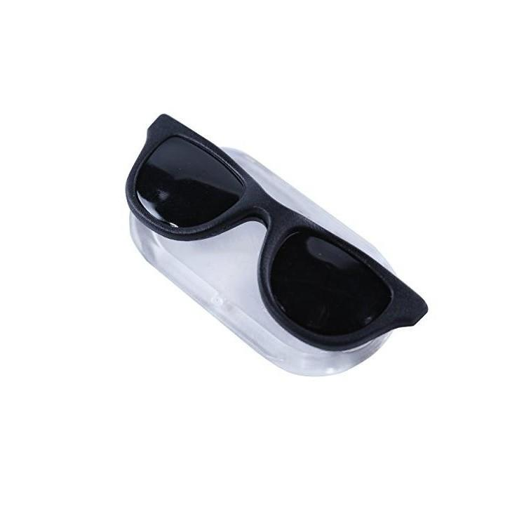 Magnetic Glasses Holder, Easily Place Glasses or ID Cards.
