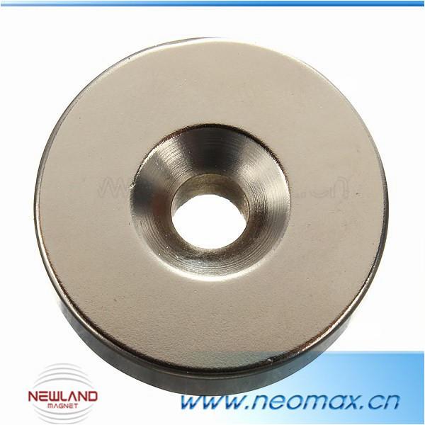 NdFeB Countersunk Magnet