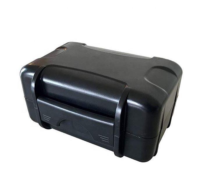 waterproof magnetic gps case Gps tracker casing Eva Gps case