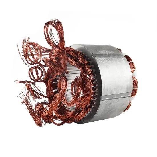 2500~50, 000rpm High Speed Permanent Magnet Motor Stator and Rotor