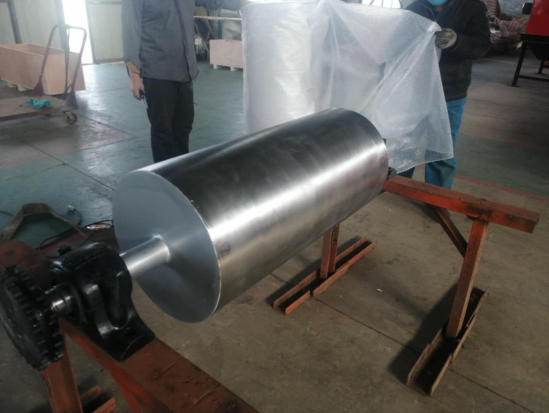 Permanent Magnet Double Drum Magnetic Separator