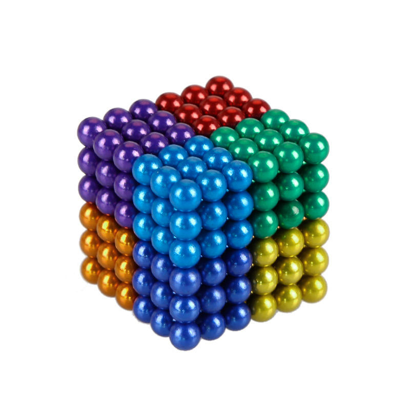 Neodymium Magnet N35 Sphere 216pcs Magnetic Balls