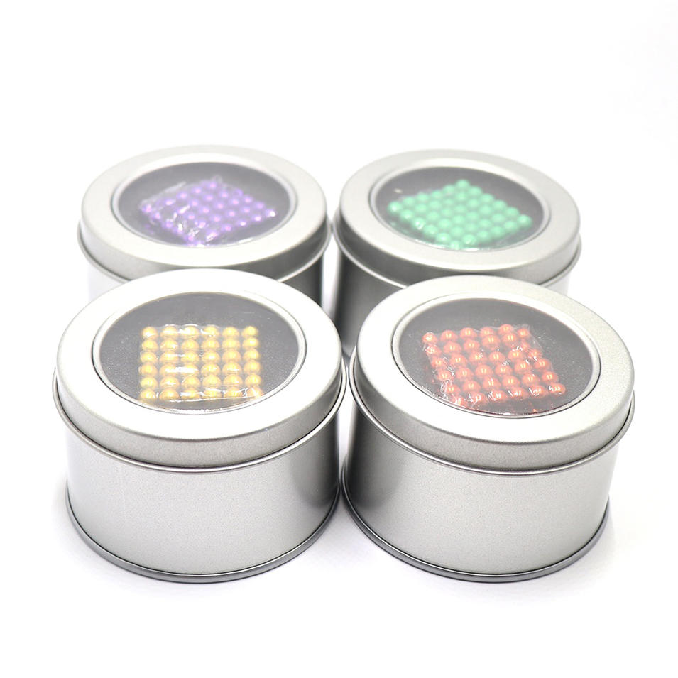 Magnet Balls 5mm Magnetic Balls 216 Factory Price