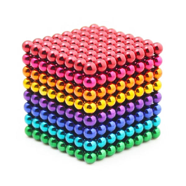 Newest Paly For Fun Colorful Fast Lead Time Children And Adult Enjoyed Strong Powerful Round Magnetic Bucky 216 3mm Magnet Ba