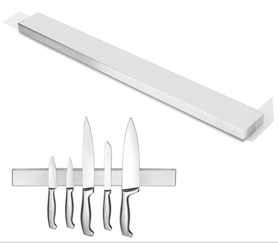 Stainless Steel Magnetic Knife Holder, Knife Strip, Tool Holder
