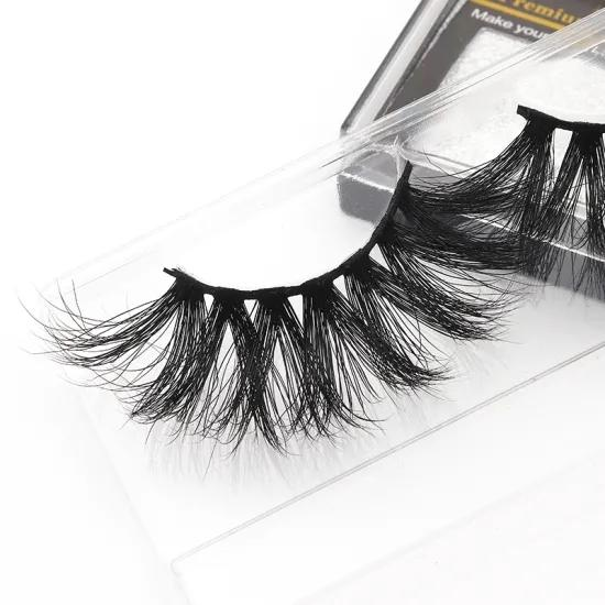 Wholesale Own Brand 3D Magnetic Eyelashes