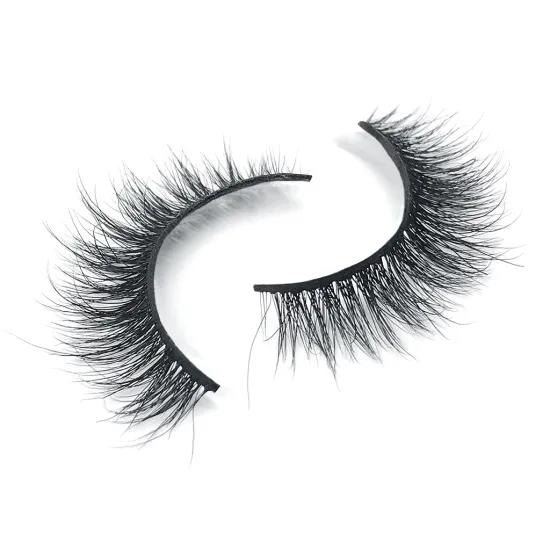 High Quality Light Weight Magnetic Eyeliner Lashes Custom Private Label Magnetic Eyelashes