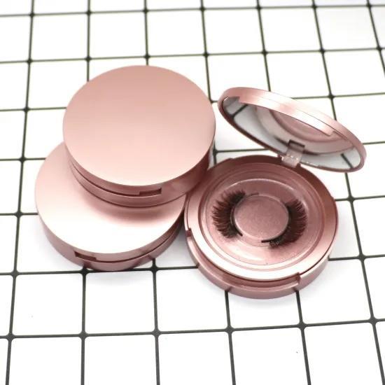 Magnetic Lashes Magnetic Liquid Eyeliner Five Magnet Eyelash Set With Tweezers Magnetic False Eyelash