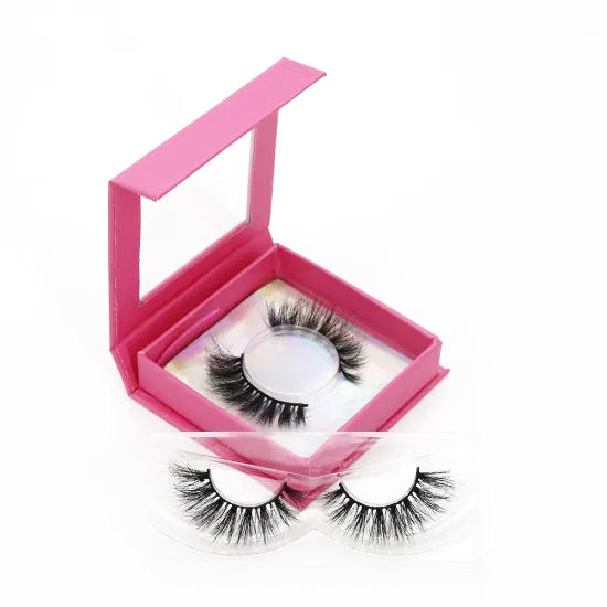 Wholesale Price Newset Magnet Eyelash 2 Pairs Of Mink Eyelash 8d Quantum Magnetic Eyelash Kit With Applicator Mirror
