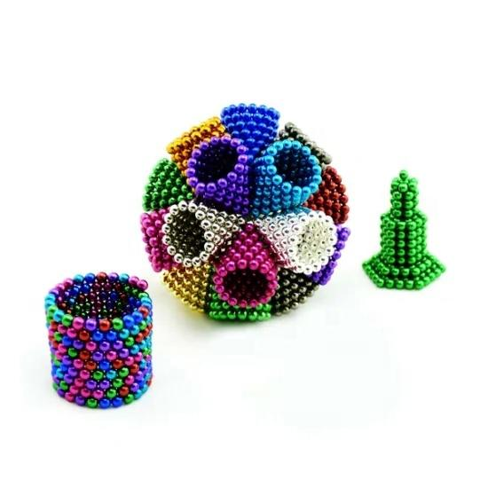 Custom Manufacturer Excellent Quality Ndfeb Magnetic 5mm Magnet Balls ISO9001