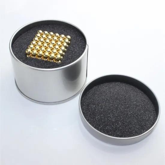 216pcs 512pcs 1000 pcs 3MM 4MM 5MM Magic Magnet Blocks Cube Beads Buidling Toys Puzzle Magnetic Balls