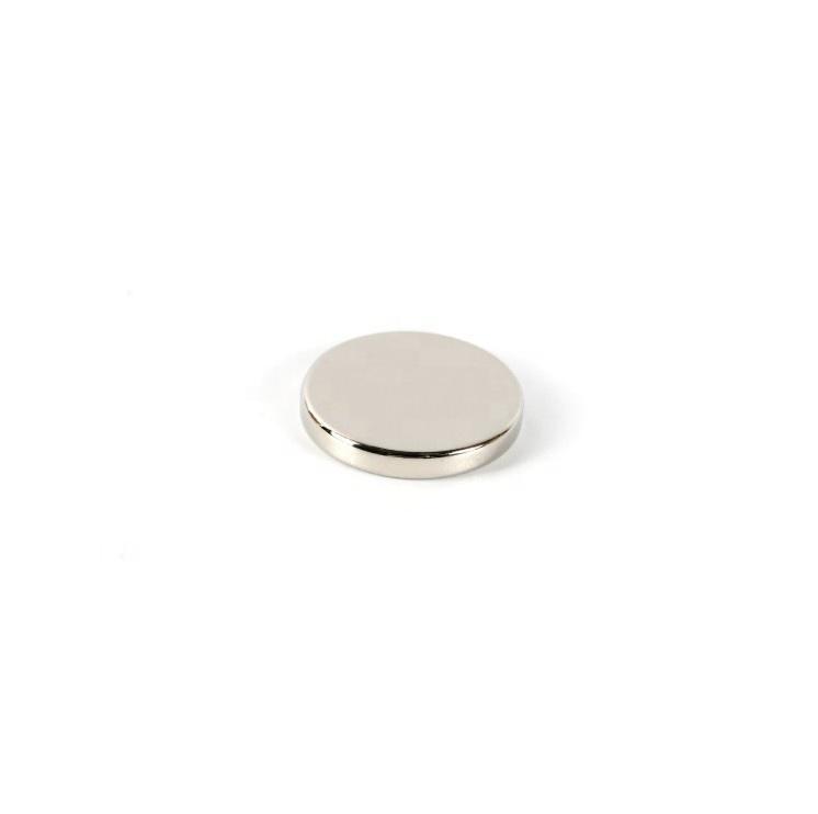 Neo Disc Neodymium Magnet Magnetic Blocks Ring Sensor Black Silver White Blue Customized Motor