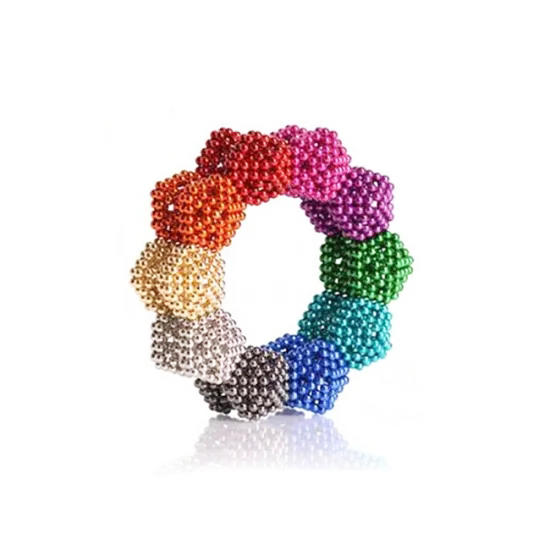 In Stock 5mm 216 magnetic balls