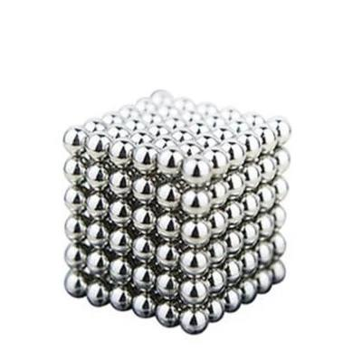 Surface Treated Permanent Rare Earth Magnetic Ball Neodymium Magnetic Balls