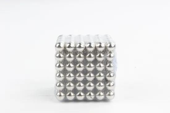 Customized Permanent Neodymium Magnetic Material Magnet Ball/Circular/Spherule/Sphere