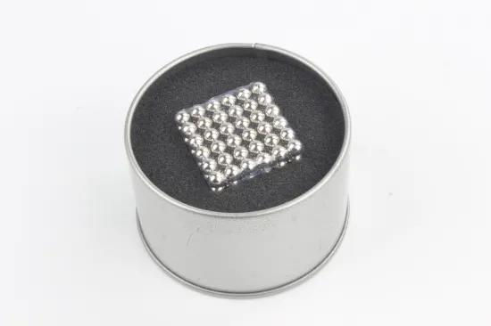 Magnetic Cube Buck Balls for Stress Relief Education