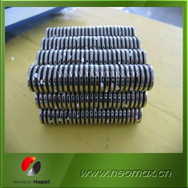 high quality Disc Magnet with adhesive glue
