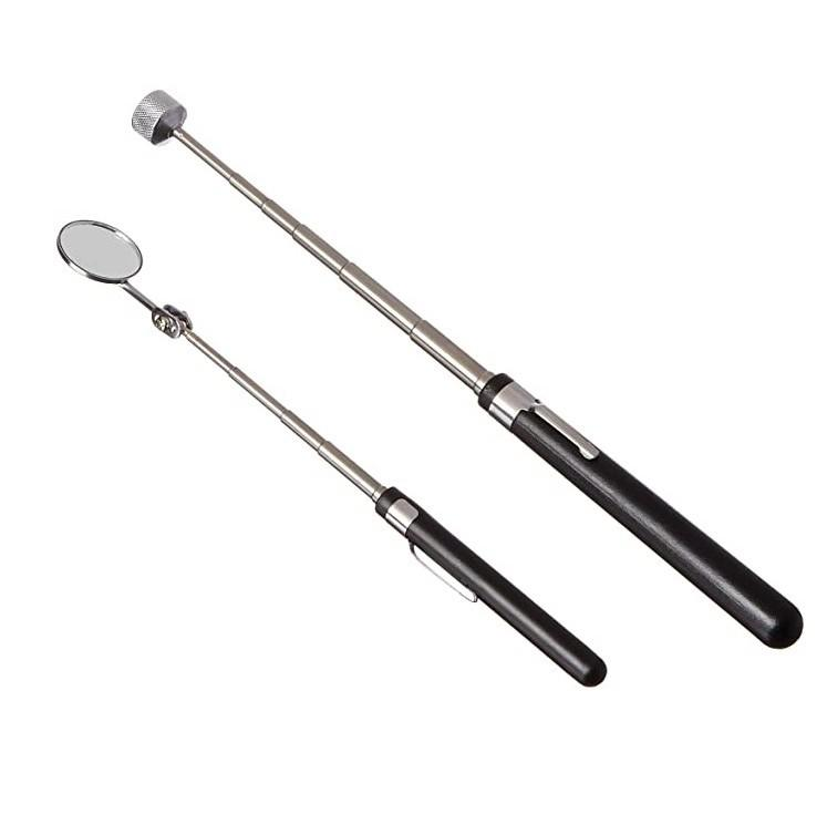 Factory Sales Mini Flexible Telescoping Magnetic Pickup Tool for Heavy Duty Assembly and Nut & bolt