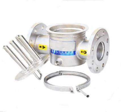Permanent Magnetic Tube Industrial Magnetic Filters Rare Earth Neodymium Magnet Separators