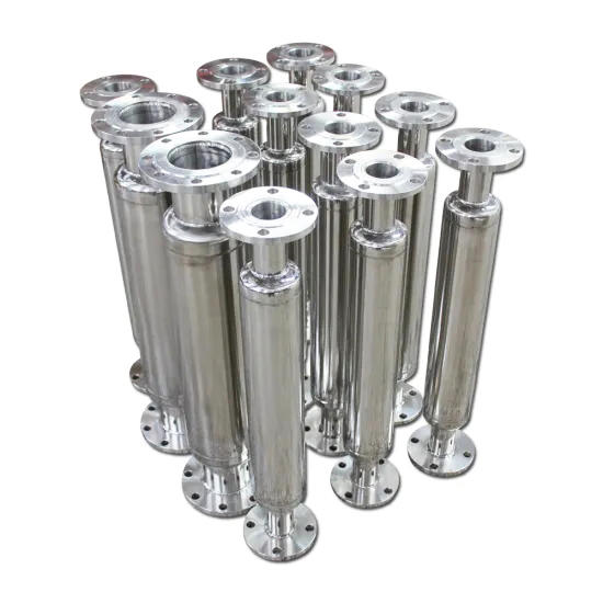 Magnetic Filter to Remove Ferrous Material