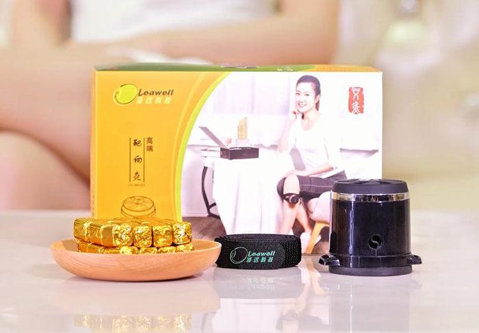 凌遠家用艾灸盒使用操作視頻LY-MNJ01