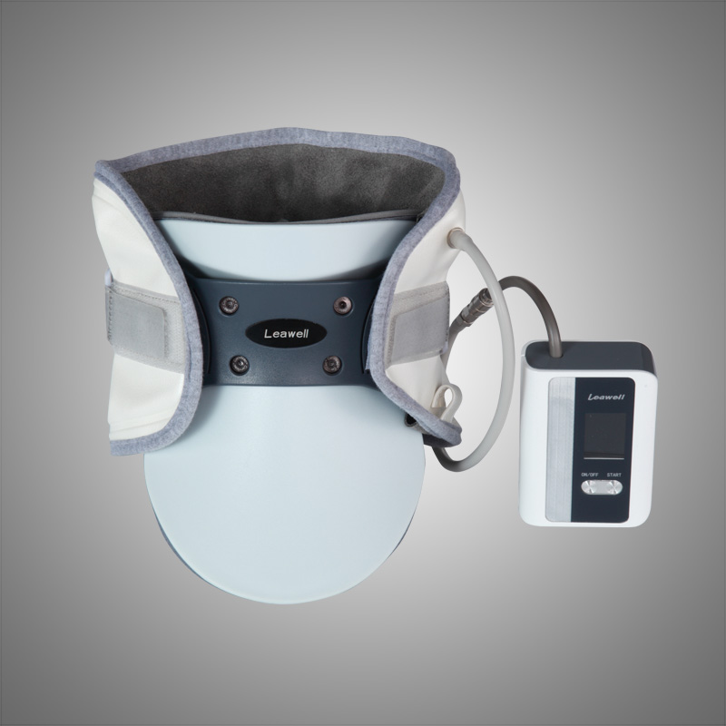凌远智能电动充气颈椎牵引器