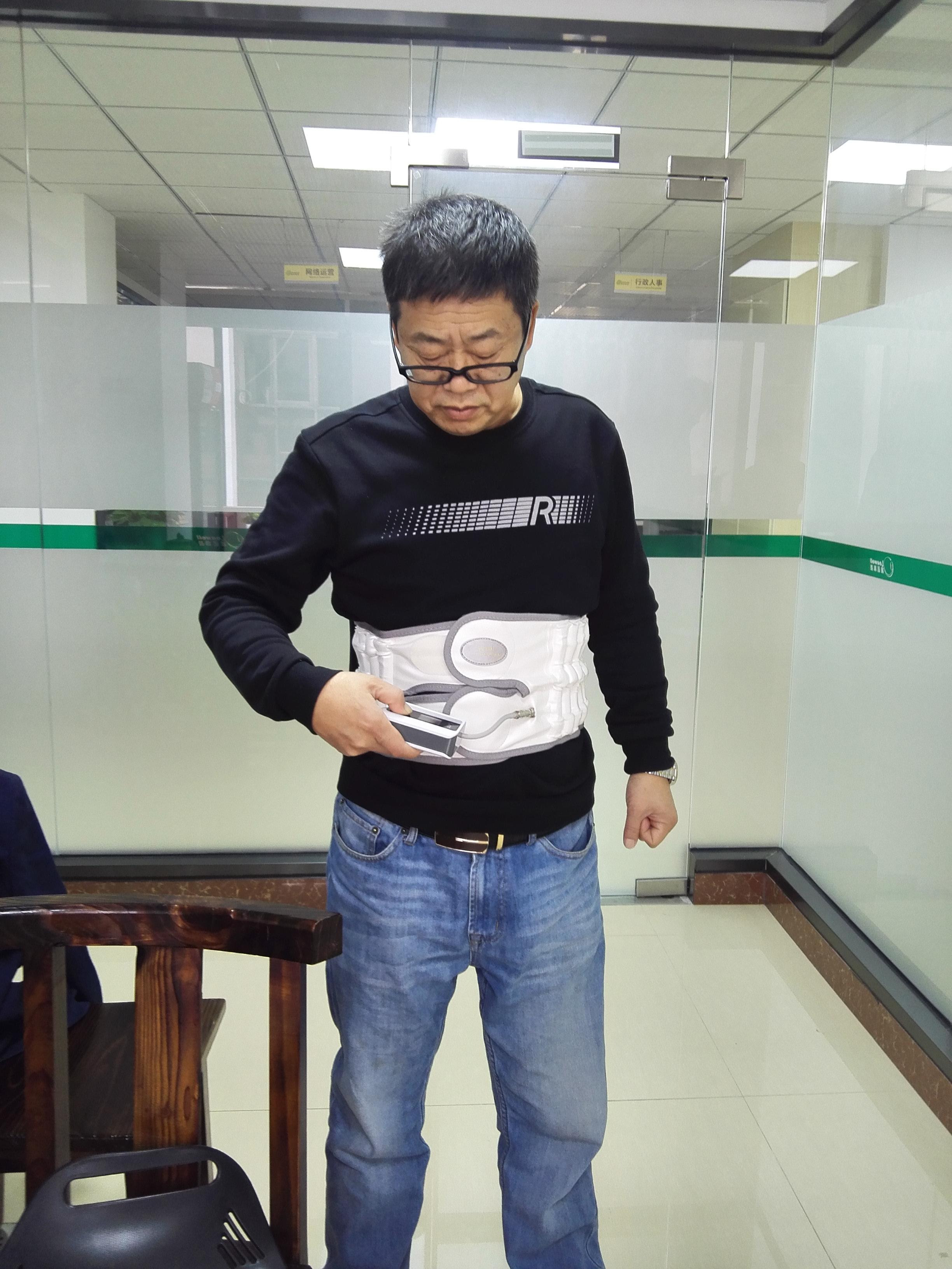 贵州李总到访凌远