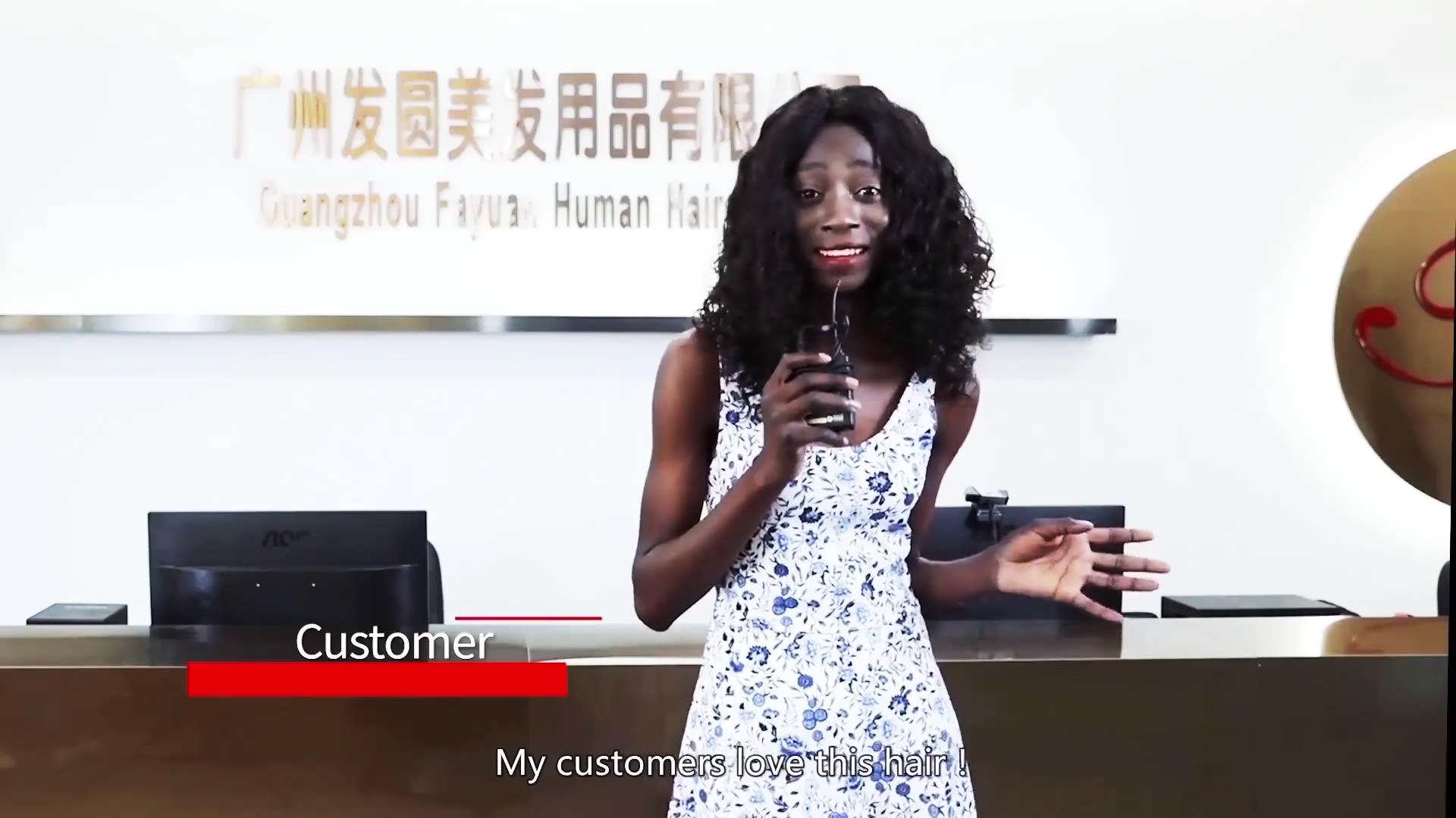 Fayuan Hair Factory Introduction
